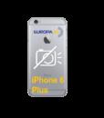 Reparar Cristal cámara iPhone 6 Plus