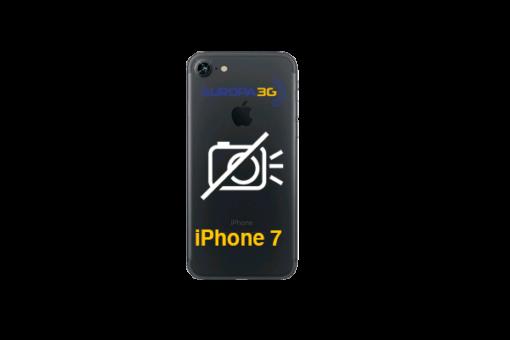 Reparar Cristal cámara iPhone 7