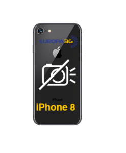 Reparar Cristal cámara iPhone 8