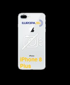 Reparar Cristal cámara iPhone 8 Plus
