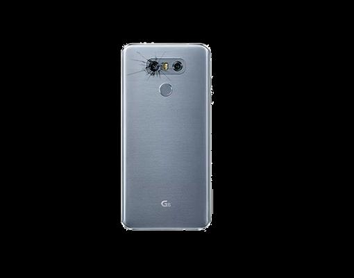 Reparar Cristal cámara LG G6