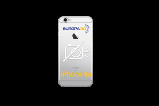 Cristal de protección de cámara de iPhone 6s