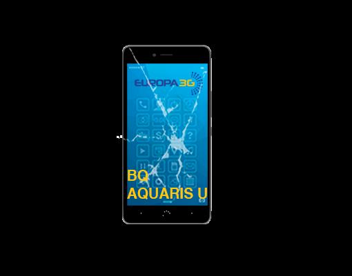 Reparar Pantalla BQ Aquaris U