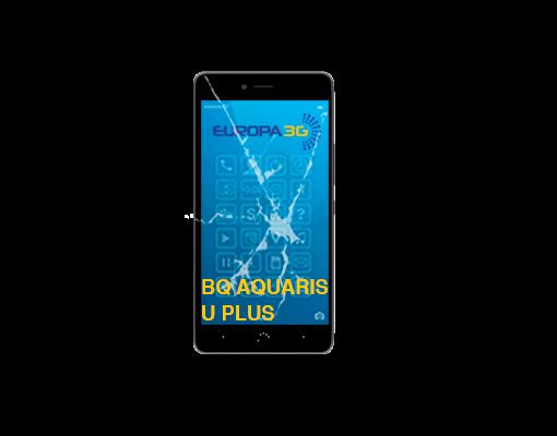 Reparar Pantalla BQ Aquaris U Plus