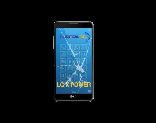 Reparar Pantalla LG X Power