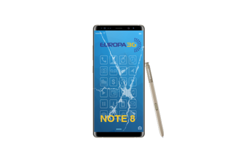 Reparar Pantalla Samsung Galaxy Note 8