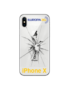 Reparar Tapa trasera iPhone X