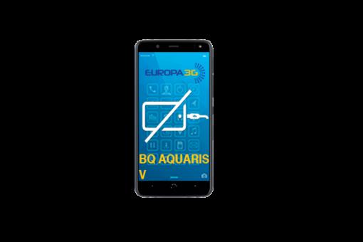 Reparar Conector carga BQ Aquaris V
