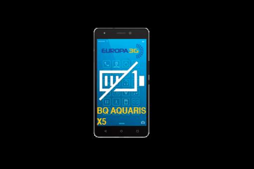 Reparar Batería BQ Aquaris X5