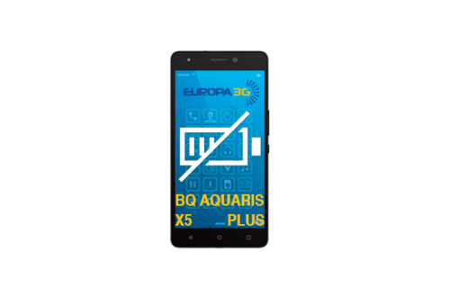 Reparar Batería BQ Aquaris X5 Plus