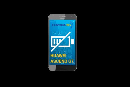 Reparar Batería Huawei Ascend G7