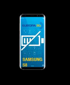 Reparar Batería Samsung Galaxy S8