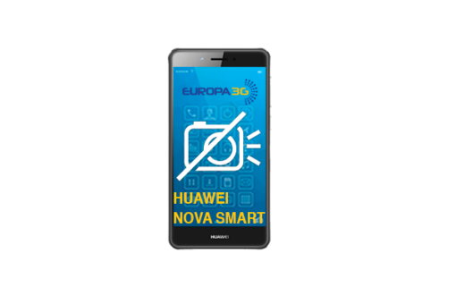 Reparar Cámara Huawei Nova Smart