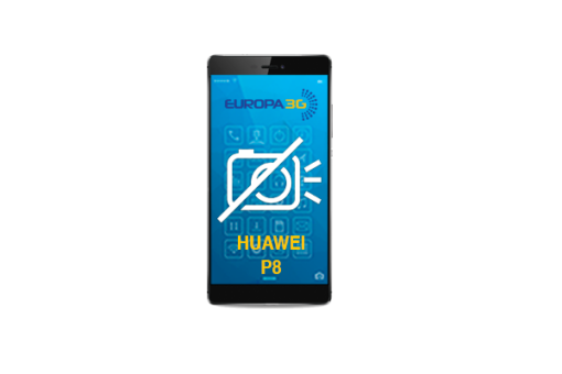 Reparar Cámara Huawei P8