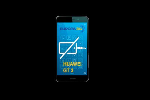 Reparar Conector carga Huawei GT3