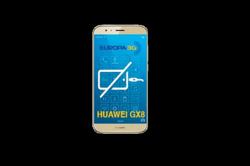 Reparar Conector carga Huawei GX8