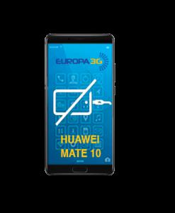 Reparar Conector carga Huawei Mate 10