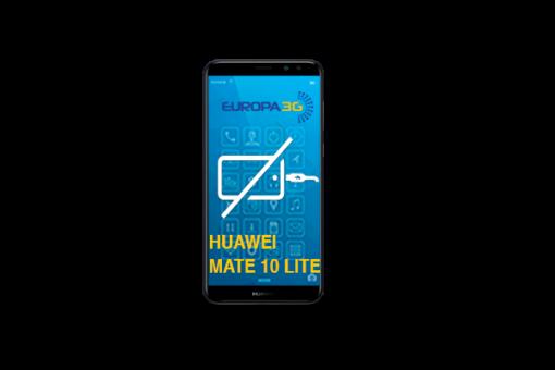 Reparar Conector carga Huawei Mate 10 Lite
