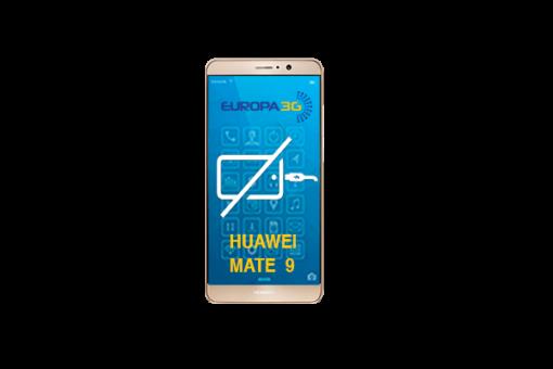 Reparar Conector carga Huawei Mate 9
