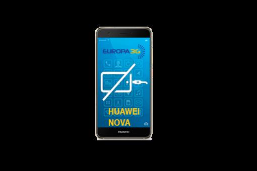 Reparar Conector carga Huawei Nova