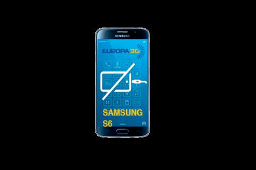 Reparar Conector carga Samsung Galaxy S6