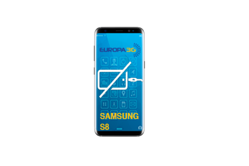 Reparar Conector carga Samsung Galaxy S8