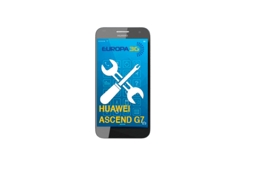 Reparar Huawei Ascend G7