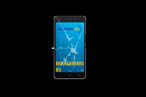Reparar Pantalla BQ Aquaris X5