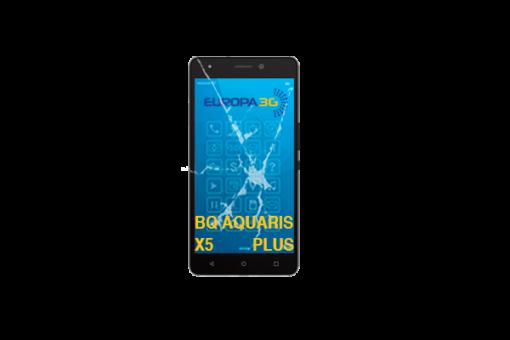 Reparar Pantalla BQ Aquaris X5 Plus
