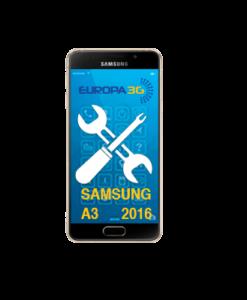 Reparar Samsung Galaxy A3 2016