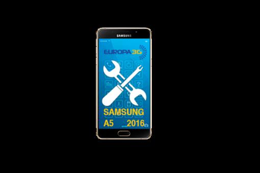Reparar Samsung Galaxy A5 2016
