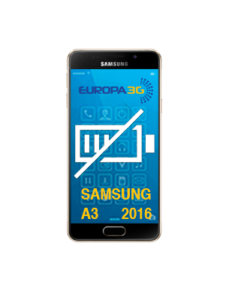 Reparar Batería Samsung Galaxy A3 2016