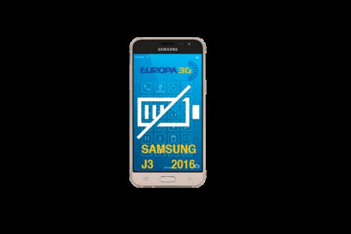 Reparar Batería Samsung Galaxy J3 2016