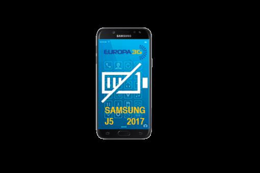 Reparar Batería Samsung Galaxy J5 2017