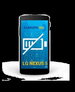 Reparar Batería Nexus 5