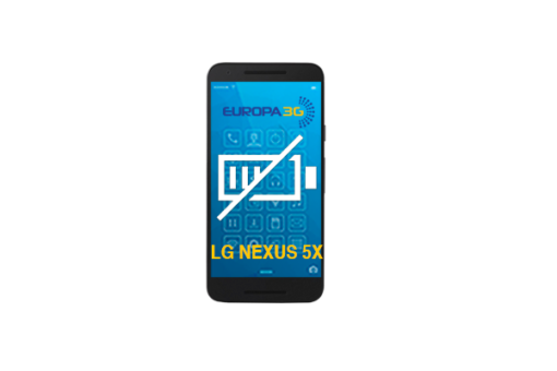 Reparar Batería Nexus 5X