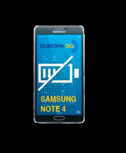 Reparar Batería Samsung Galaxy Note 4