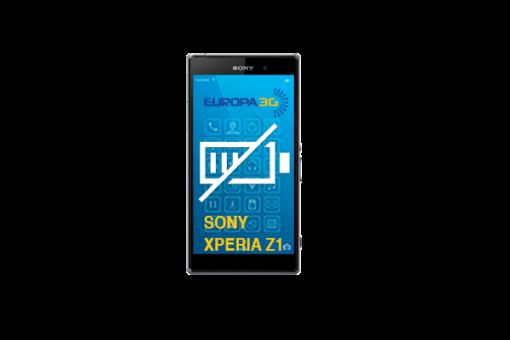 Reparar Batería Sony Xperia Z1