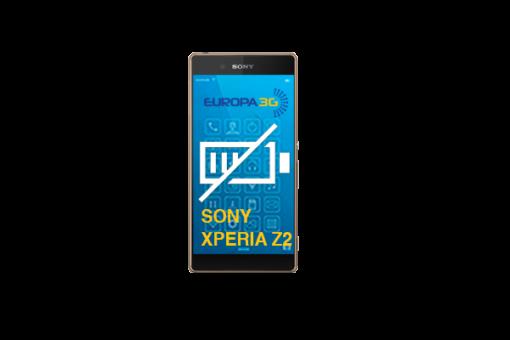 Reparar Batería Sony Xperia Z2