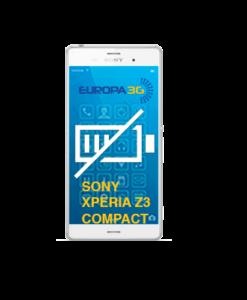 Reparar Batería Sony Xperia Z3 Compact