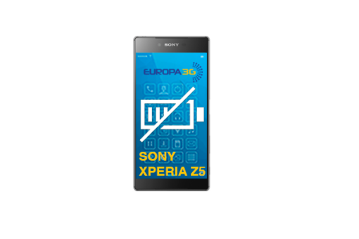 Reparar Batería Sony Xperia Z5