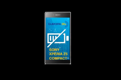 Reparar Batería Sony Xperia Z5 Compact