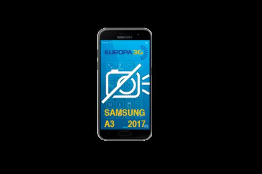 Reparar Cámara Samsung Galaxy A3 2017