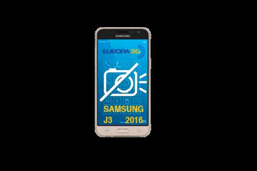 Reparar Cámara Samsung Galaxy J3 2016