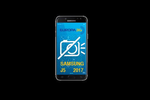 Reparar Cámara Samsung Galaxy J5 2017