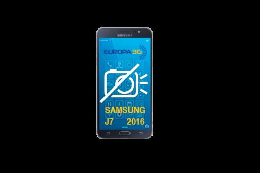 Reparar Cámara Samsung Galaxy J7 2016