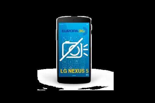 Reparar Cámara Nexus 5