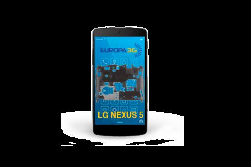 Reparar Carcasa intermedia Nexus 5