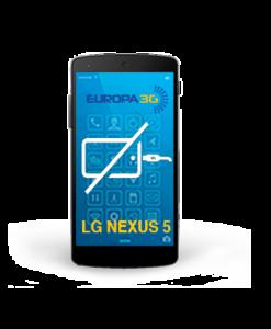 Reparar Conector carga Nexus 5