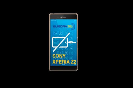 Reparar Conector carga Sony Xperia Z2
